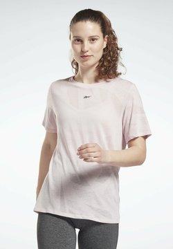 Reebok - T-shirt basic - pink