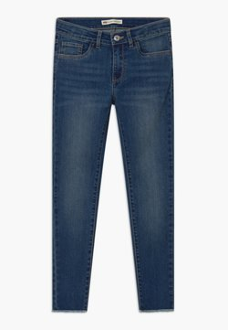 Levi's® - 710 SKINNY ANKLE - Skinny-Farkut - blue denim