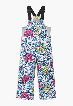 Roxy - LOLA PRINTED  - Pantalon de ski - white/multi-coloured
