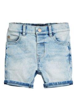 Next - BLUE DENIM SHORTS (3MTHS-7YRS) - Shorts di jeans - light blue
