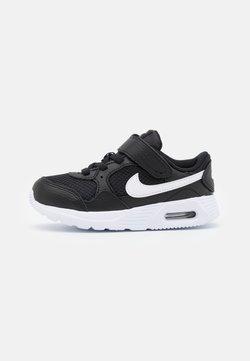 Nike Sportswear - AIR MAX SC UNISEX - Matalavartiset tennarit - black/white