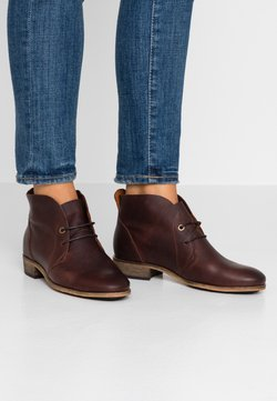 HUB - CHUCKIE - Ankle Boot - dark brown