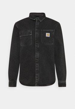 Carhartt WIP - SALINAC SHIRT MAITLAND - Camisa - black stone washed