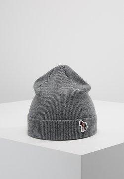PS Paul Smith - HAT ZEBRA BEANIE - Mütze - slate