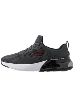 Skechers Sport - SKECH-AIR STRATUS MAGLEV - Sneaker low - charcoal/black
