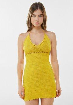 Bershka - Cocktailkleid/festliches Kleid - yellow