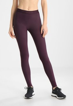 Skins - DNAMIC LONG - Tights - merlot