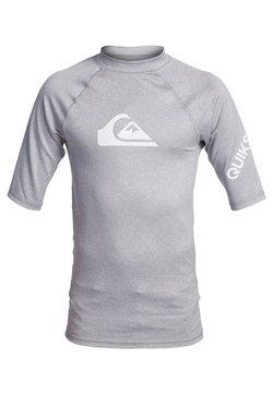 Quiksilver - KURZÄRMLIGER RASHGUARD MIT UPF 50 FÜR JUN - T-shirt de surf - sleet heather