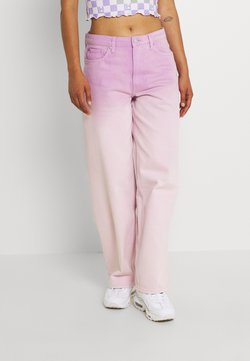 Weekday - EXPAND - Relaxed fit jeans - gradient