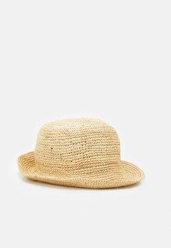 Polo Ralph Lauren - CROCHET CLOCH - Hatt - natural
