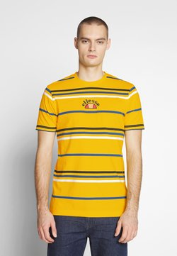 Ellesse - MINIATI - Print T-shirt - yellow