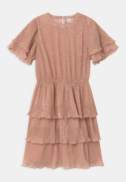 Lindex - TEENS  - Cocktailkleid/festliches Kleid - light dusty pink