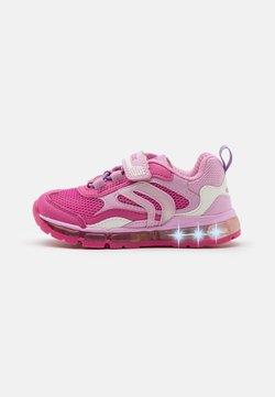 Geox - GIRL - Sneaker low - fuchsia/pink