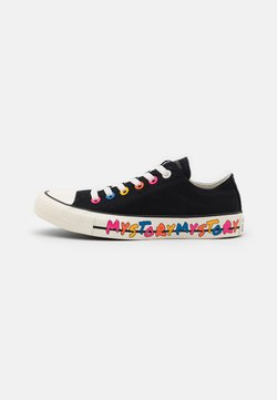 Converse - CHUCK TAYLOR ALL STAR MY STORY - Sneakers - black/hyper pink/egret