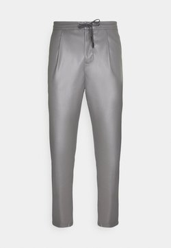 Another Influence - NOAH TROUSERS - Stoffhose - grey