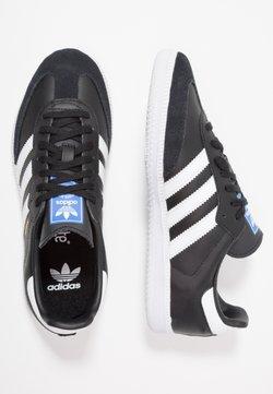 adidas Originals - SAMBA OG  - Sneaker low - core black/footwear white