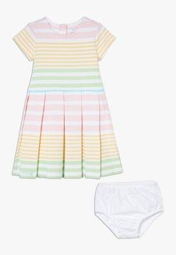 Polo Ralph Lauren - STRIPE DRESSES SET - Jerseykleid - white/multicolor