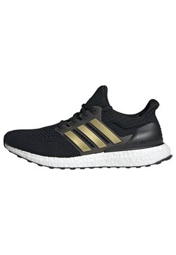 adidas Performance - ULTRABOOST 4.0 DNA UNISEX - Sneaker low - cblack/goldmt/ftwwht
