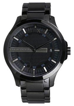 Armani Exchange - Montre - schwarz