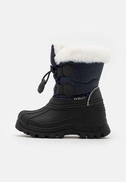 Kickers - SEALSNOW UNISEX - Snowboot/Winterstiefel - marine/multicolor