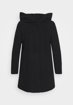 Vero Moda Curve - VMDAFNEDORA JACKET - Abrigo - black