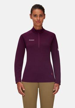 Mammut - AEGILITY  - T-shirt sportiva - grape