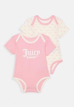 Juicy Couture - BABY JUICY 2 PACK - Body - vanilla ice