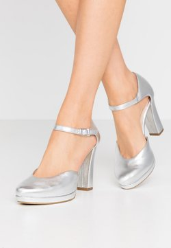 Tamaris - High Heel Pumps - silver