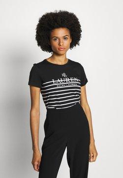 Lauren Ralph Lauren - MICRO - T-Shirt print - black