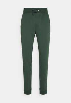 Björn Borg - CENTRE TAPERED PANT - Jogginghose - sycamore
