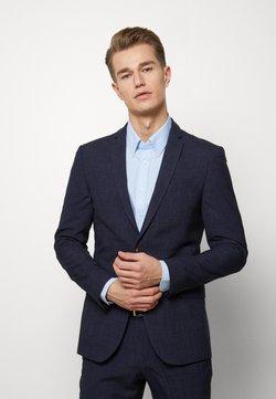 Ben Sherman Tailoring - MIDNIGHT FLECK SUIT - Anzug - navy