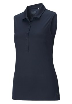 Puma Golf - ROTATION SLEEVELESS - Funktionsshirt - navy blazer