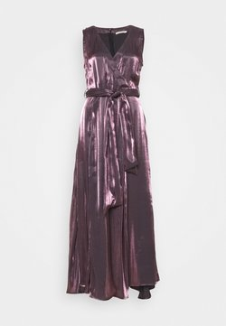 Love Copenhagen - LONG DRESS - Occasion wear - shadow purple