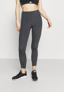 adidas Performance - HOW WE DO 7/8 TIGHTS - Trikoot - solid grey