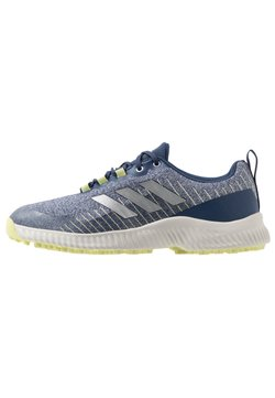 adidas Golf - RESPONSE BOUNCE 2 SL - Golf shoes - tech indigo/footwear white/yellow tint