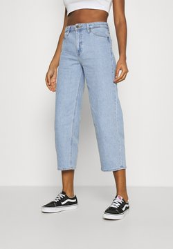 Lee - WIDE LEG - Relaxed fit jeans - light alton