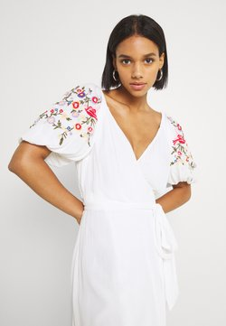 Never Fully Dressed - WHITE MEADOW DRESS - Maxikleid - white