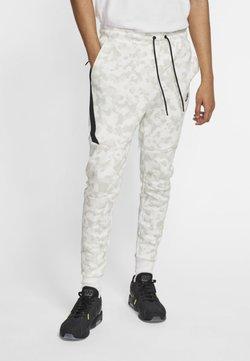 Nike Sportswear - Jogginghose - off-white/black