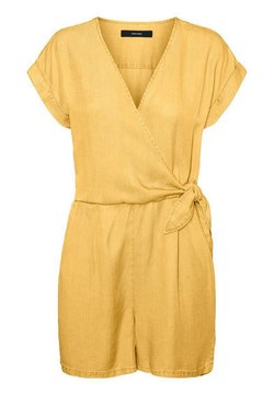 Vero Moda - PLAYSUIT - Combinaison - banana cream