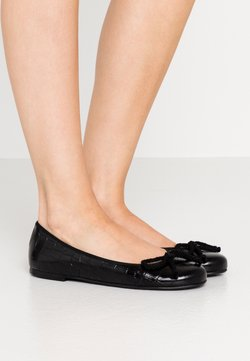 Pretty Ballerinas - TEMPO - Klassischer  Ballerina - black