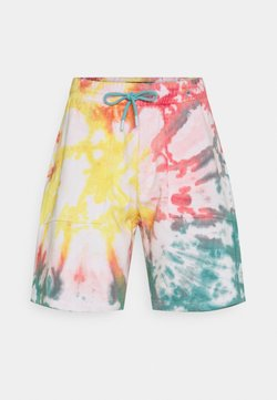 Urban Threads - TIE DYE UNISEX  - Shorts - multi