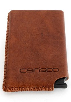 carisco - Visitenkartenetui - brown