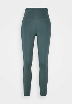 Nike Performance - NOVELTY 7/8  - Tights - dark teal green