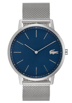 Lacoste - MOON - Uhr - silver-coloured/blue