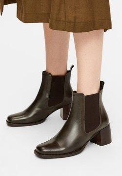 Bianco - BIADALYA - Ankle Boot - khaki