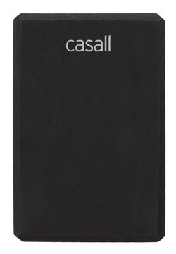 Casall - YOGA BLOCK - Fitness/yoga - black/white