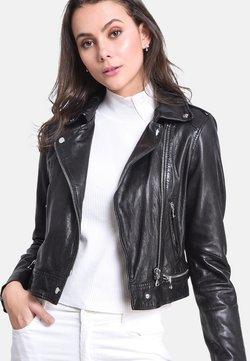 Oakwood - KYOTO - Leren jas - black
