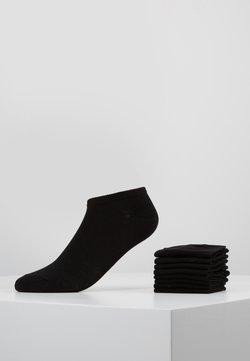 Anna Field - 8 PACK - Strømper - black