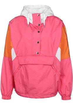 Tommy Jeans - Chaqueta de entretiempo - glamour pink/multi