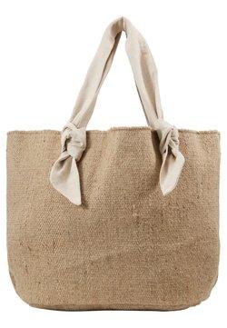 Zign - Handväska - natural